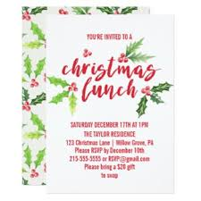 christmas lunch invitation christmas lunch invitation merry christmas and happy new year 2018