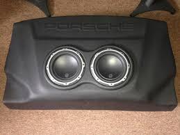 porsche 997 stereo modifications rennlist
