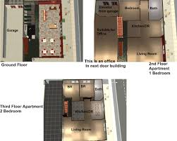 Sims 3 Apartment Floor Plans by Mod The Sims Soho West Broadway Apartments Over Restaurant No Cc