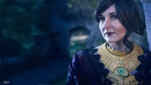 dragon age inqusition black hair from dragon age inquisition cosplay