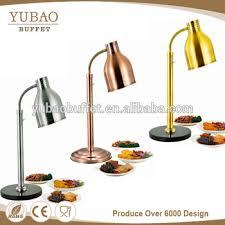 Buffet Heat Lamp by Guangzhou Food Warmer Low Wattage Silver Hotel Commercial Buffet