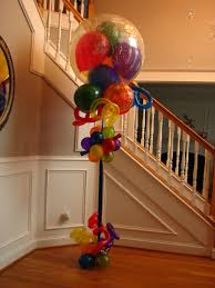 custom balloon bouquet delivery bouquets balloons helium balloondeliveries done in portland