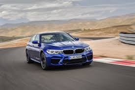 first bmw car ever made 2018 bmw m5 delivers performance new features carfax blog