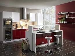 cuisine moderne et noir idee de cuisine moderne cuisine bois et noir noir simple exciting