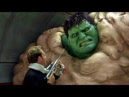 Hulk Smash Meme - hulk escapes military base hulk smash scene hulk 2003 movie