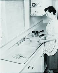 Vintage Kohler Kitchens And An Important Kitchen Sinks Still - Old fashioned kitchen sinks