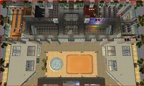 3 Floor Mall by Mod The Sims Mega Mall Of The Future
