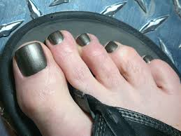 buy cool black satin matte speckled silver shimmer nail colors