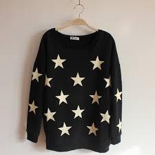 galaxy sweater harajuku galaxy sweatshirt sweater coat kawaii harajuku