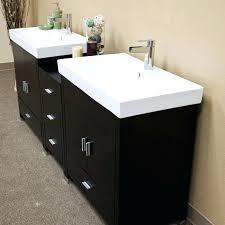 creative trough bathroom sink and vanity bathroom double trough