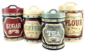 4 kitchen canister sets canisters for kitchen kitchen canister country kitchen canister