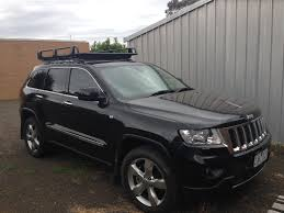 jeep grand cherokee roof top tent auto parts and accessories grand cherokee 2011 onward roof racks