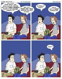 Meme Comics Online - ctrl alt del know your meme