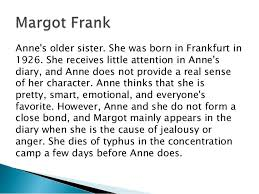 the diary of a young anne frank