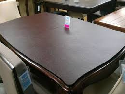 glamorous protective table pads dining room tables amazing ideas
