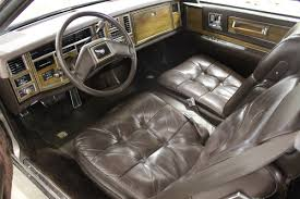 Chevelle Interior Kit 1983 Cadillac Eldorado Paris Coys Of Kensington