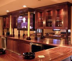 awesome modern home bar design ideas interior there is a table