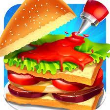 jeux de cuisine de sandwich deli sandwich shop jeux de cuisine enfants applications android