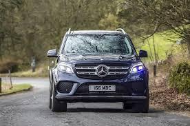 mercedes review uk mercedes gls review 2017 autocar