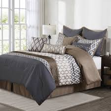 10 Pc Comforter Set Nanshing America Inc Caval 10 Piece Comforter Set U0026 Reviews Wayfair