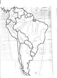 Geographical Map Of South America South America Physical Map Test World Maps