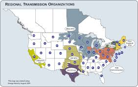 iso map ferc gets a view of the wholesale electric markets focus on