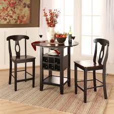 homesullivan kamerfield 3 piece black bar table set 40937d850p 3a