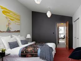 chambre gris clair murs et ameublement chambre tout en gris tendance gris foncé gris