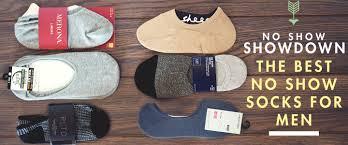 Best Man Socks The Best No Show Socks For Men Primer
