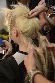 Show Pony Hair Extensions by Showpony Take Virgin Australia Melbourne Fashion Festival By Storm