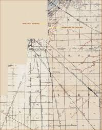Northwood Ohio Map by Walbridge Oh Railfan Guide