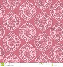 wallpaper luxury pink luxury pink ornamental floral wallpaper stock vector illustration
