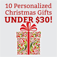 christmas gifts under 30 10001 christmas gift ideas
