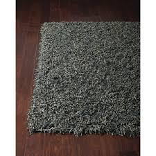 Leather Shag Rug Grey Shag Rugs Shop For Grey Shag Rugs On Polyvore