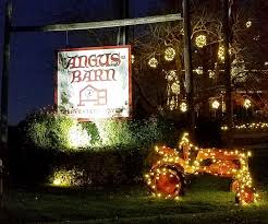 photos the angus barn in raleigh ready for christmas and the
