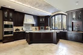 kitchen colors with dark cabinets kitchen ideas dark cabinets kakteenwelt info