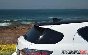 lexus ct200h rear 2014 lexus ct 200h f sport rear spoiler