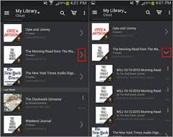 audible for android what does my audio subscription look like in the audible app