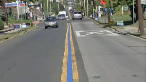 put pro police blue lines on right side of law new jersey