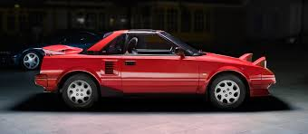 toyota mr2 mr2 history of toyota sports cars