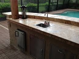 Patio Grills Built In Hibachi Grills For Patio Rustic With Cultured Stone Undercounter