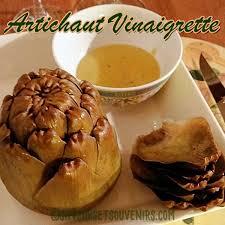 cuisine artichaut cuisson artichauts à la vinaigrette saveurs et souvenirs