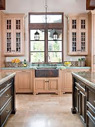 Artistic Kitchen Designs by Beauty Of Simplicity Kitchen Design With Traditional Tile Floor