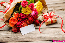 flower delivery free shipping myfloralkart unveils online flowers delivery services with free