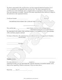 top 4 resources to get free share stock certificate templates