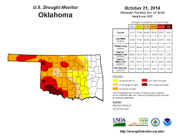 Oregon Drought Map by Oklahoma And California U0027s Water Supply Challenges Hydrowonk Blog