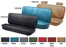 Bench Seat Truck Vinyl Bench Seat Reupholstery Kits 1972 93 Dodge Truck 1974 93