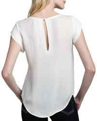 joie rancher short sleeve blouse