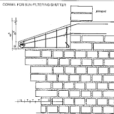 Corbelled Brick Compressed Earth Blocks Manual Of Design And Construction