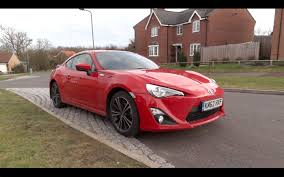 toyota gt86 2012 toyota gt86 start up and full vehicle tour youtube